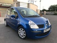 2007 RENAULT MODUS 1.5 DCI **** CHEAP ON DIESEL+LOW TAX £30***
