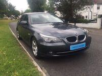 BMW 5 Series 2.0 520d SE 4d+Hpi Clear+1Year Mot+Full service history+2keys+Finance arranged