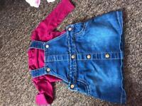 6-9 Months Girls Dresses