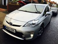 TOYOTA PRIUS 63 REG SILVER FULL TOYOTA HISTORY UK MODEL 1 OWNER FROM NEW 2 KEYS HPI CLEAR NOT HONDA