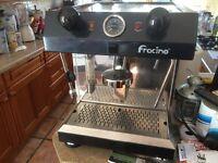 Fracino Little Gem Professional Coffee Machine