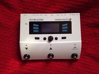 TC Helicon VoiceLive Play GTX Vocal Processor