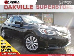 2013 Honda Accord LX | BLUETOOTH | POWER OPTIONS | ONE OWNER ARR