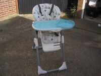 High Chair Joie mimzy