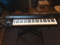 ROLAND RD 64 WEIGHTED KEYS DIGITAL PIANO £450 - perfect condition