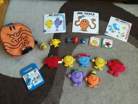 Mr Men Bundle ofToys.