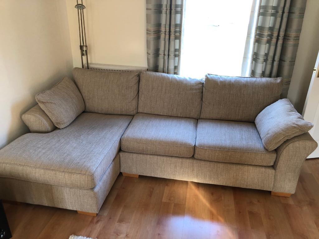 next garda corner chaise left hand sofa must go by sunday. Black Bedroom Furniture Sets. Home Design Ideas