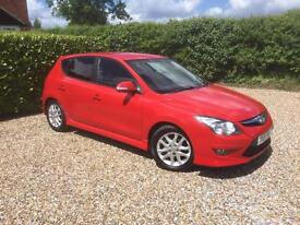 Hyundai I-30 Edition Stunning low mileage example with FSH