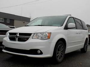 Dodge Grand Caravan SXT 2016 STOW N GO