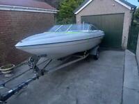 Katana 485 speedboat / bowrider / maxum / bayliner / speed boat / rib