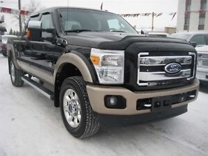 2012 Ford F-350 Lariat | Heated/AC Leather | Touch Screen |