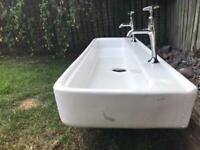 Vintage basin