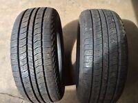 235 55 18 kumho jeep tyres for sale