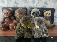 Charlie bears x12 various prices