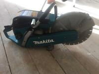 "Makita 12"" petrol saw EK6100"