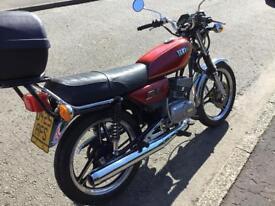 Yamaha RXS 100 2-stroke