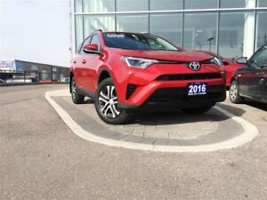 2016 Toyota RAV4 LE - BACK UP CAMERA, HEATED SEATS AND MORE!
