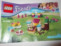 LEGO FRIENDS PUPPY