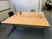 15 x Office Desks. Can be bought separately or in bulk.