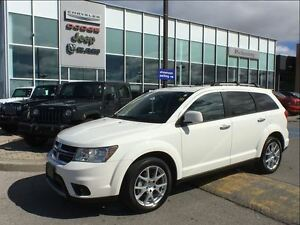 2016 Dodge Journey R/T SUNROOF DVD BACKUP CAMERA BLUETOOTH 7 PAS