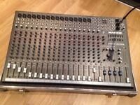 Mackie CFX20 Mixing Desk Made in USA