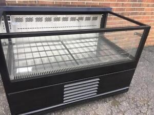 Refrigerated Self-Service Mobile Bunker Display