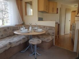 IDEAL STARTER CARAVAN ON 5* OWNERS ONLY HOLIDAY PARK