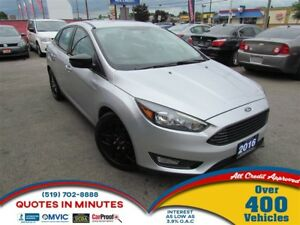 2016 Ford Focus SE | BACKUP CAM | SAT RADIO | BLUETOOTH