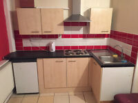 STUDIO FLAT TO LET NEXT BRADFORD UNIVERSITY AND COLLEGE BD5 BD7