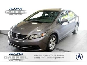 2015 Honda Civic LX Sedan CVT BLUETOOTH+CAMERA+SEDAN+AUTOMATIC++
