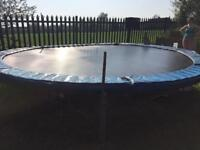 Very large TP Trampoline