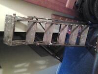 choice of wood ladders below