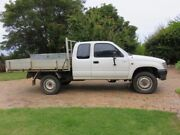 1998 Toyota Hilux 4x4 Manual Petrol Extra Cab Tura Beach Bega Valley Preview