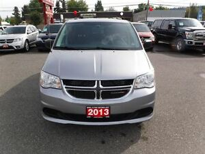 2013 Dodge Grand Caravan SE Prince George British Columbia image 2