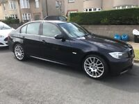08/08 Bmw 320 177bhp Msport D, Special Edition, fully loaded, FSH, new MOT. Stunning in & out
