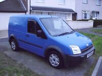 FORD TRANSIT CONNECT 1.8 TDDI . 1 PREVIOUS OWNER