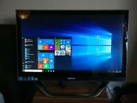 Samsung DP700A 23 inch All-In-One PC, Touchscreen, Blu-Ray, Dedicated Graphics, TV Support. Amazing!