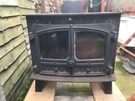 Central-heating stove - Herald 14 CE V.II £150 ONO