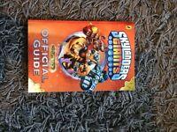 Skylanders Guide book
