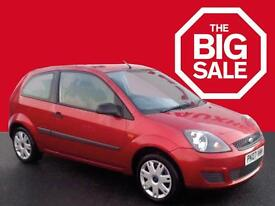 Ford Fiesta STYLE CLIMATE 16V (red) 2007-03-31