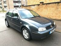 2001 Y REG VOLKSWAGEN GOLF 1.9 TDI MK4 GREY DRIVE SUPERB NOT 318D 320D POLO FOCUS CORSA ASTRA FIESTA