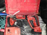 Hilti dry wall screwdriver