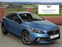 Volvo V40 D2 CROSS COUNTRY LUX NAV (blue) 2015-10-30