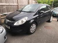 Vauxhall Corsa 1.3 cdti low millage 120k first to see will buy