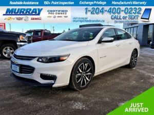 2017 Chevrolet Malibu LT FWD *Rear Seat Reminder* *Nav* *Backup