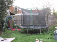 Large Garden Trampoline