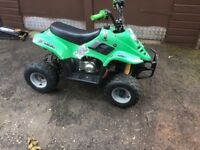 Child's 110cc quad