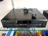 Sony CDP-CE405 (Five Disc CD Changer)