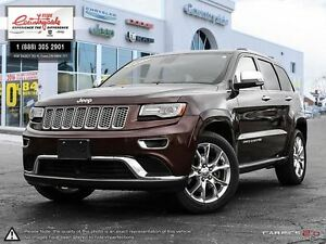 2014 Jeep Grand Cherokee Summit *THE BEST OF THE BEST*