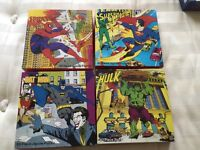 SUPER HEROES JIGSAWS
